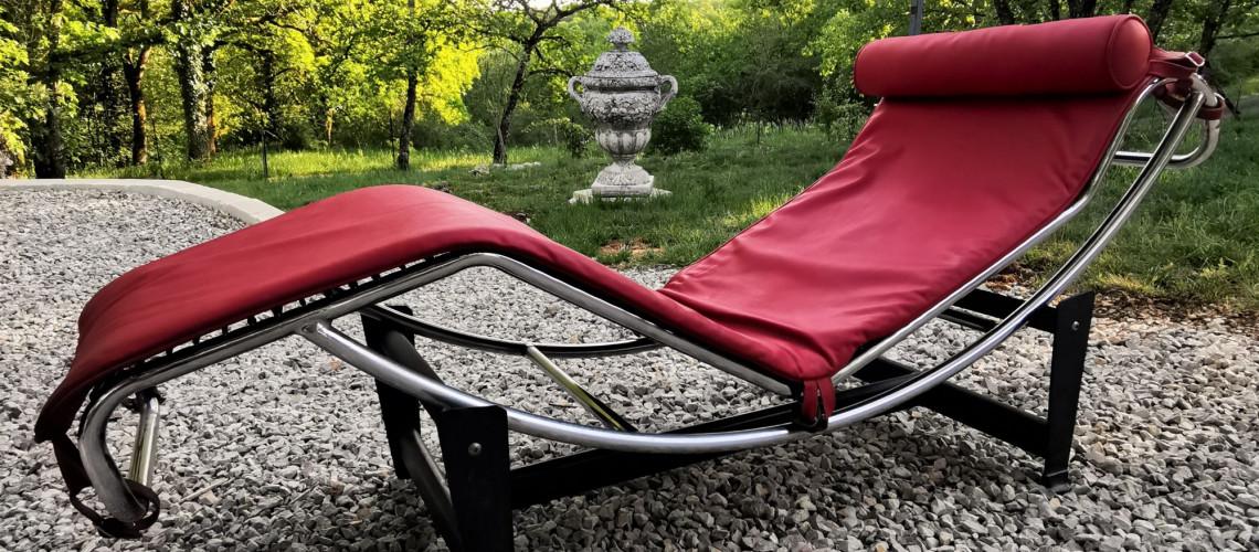 Le Corbusier chaise LC4