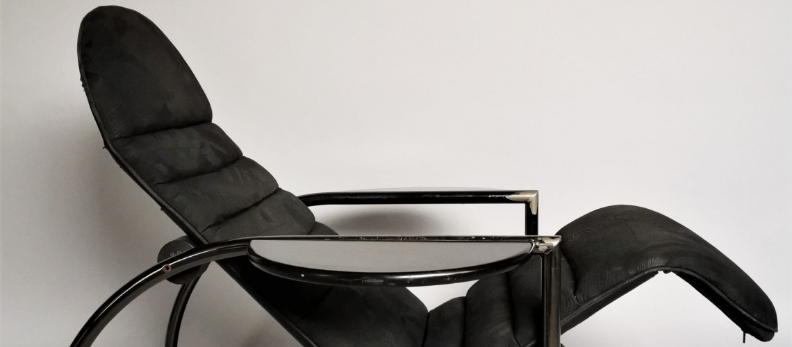 Chaise  « NOE » pour MOROSO Design Titina AMMANNATI & Giampiero VITELLI